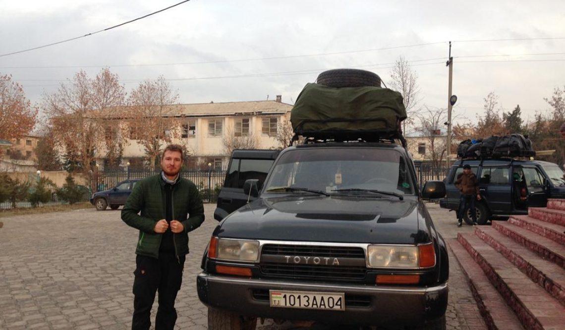 Mit Sack und Pack durch den Pamir (1)