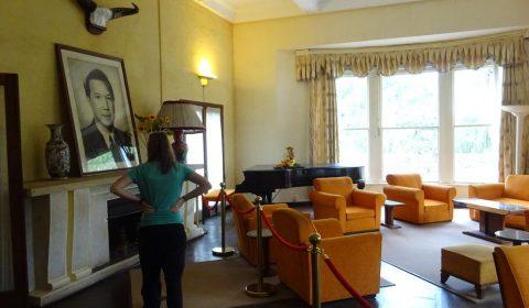 Zimmer im Bao Dai Palace 3 in Dalat