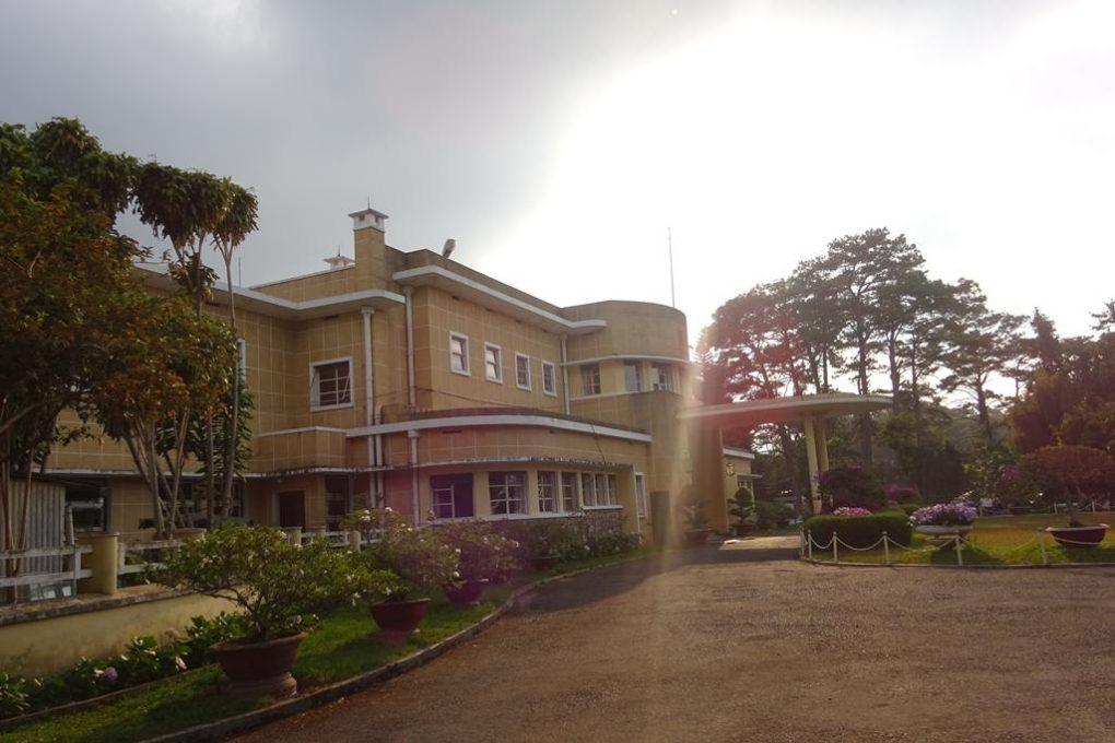 Bao Dai Palace 3 in Dalat