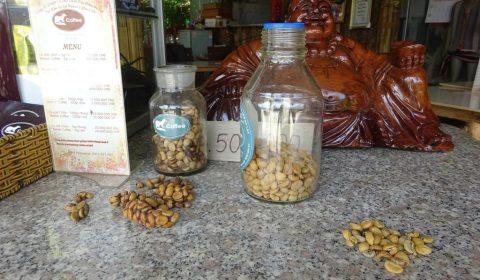 Wieselkaffebohnen