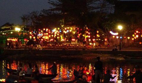 Am Sông Thu Bồn in Hoi An