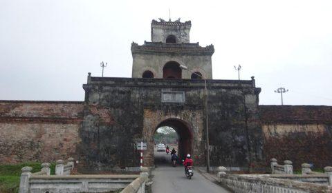 Tor zur Verbotenen Stadt in Hue