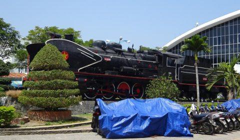 Bahnhof von Da Nang