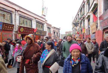 Einmal Tibet und zurück