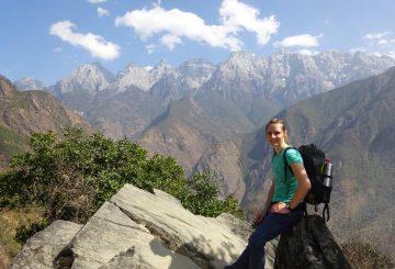 Lijiang und die Tigersprungschlucht
