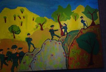 Auf den Spuren des Vietnamkrieges