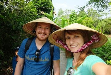 Backpacking in Vietnam