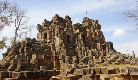 Alter hinduistischer Tempel