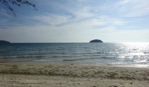 Strand von Sihanoukville