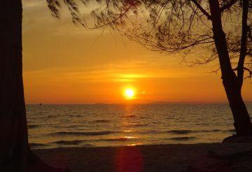 Sonne und Strand in Kambodscha